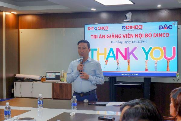 Mừng ngày Nhà giáo Việt Nam – Tri ân Giảng viên nội bộ 20/11/2020